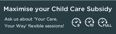 Maximise your Child Care Subsidy